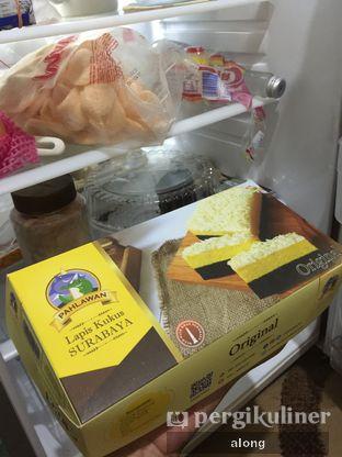 Foto 1 - Makanan di Lapis Kukus Pahlawan oleh #alongnyampah