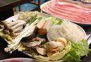 Foto Makanan di Shabu - Shabu Express