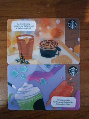 Foto 2 - Menu di Starbucks Coffee oleh Chris Chan