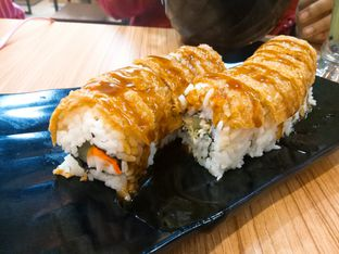 Foto 2 - Makanan(Inari roll) di Ramen & Sushi Express oleh Ratu Aghnia