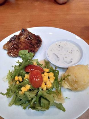 Foto 1 - Makanan di Legend of Steak by Meaters oleh claudia merly
