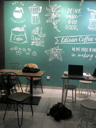 Foto review Edisan Coffee oleh Prido ZH 4