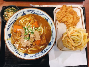 Foto 1 - Makanan di Marugame Udon oleh Mitha Komala
