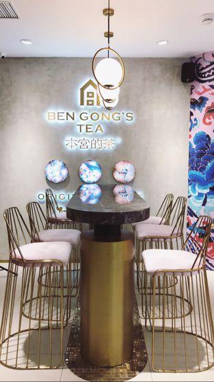 Foto 2 - Interior di Ben Gong's Tea oleh Riris Hilda