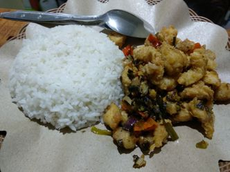 Foto Makanan di Chibbeling