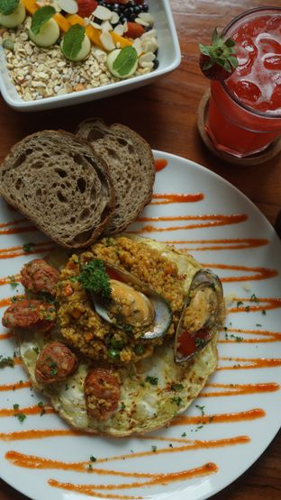 Foto review Poach'd Brunch & Coffee House oleh Theodora  4