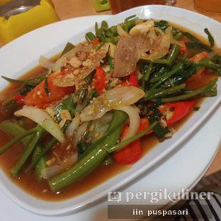 Foto 2 - Makanan(Cah Kangkung) di Warung Nasi Alam Sunda oleh Iin Puspasari