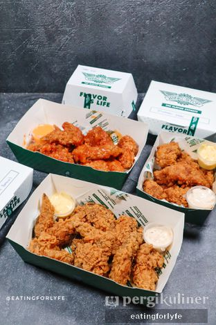 Foto 6 - Makanan di Wingstop oleh Fioo | @eatingforlyfe