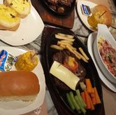 Foto T-Bone & Tenderloin Cordon Blue di Steak Hut