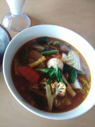 Foto Makanan di Saung Gandasari