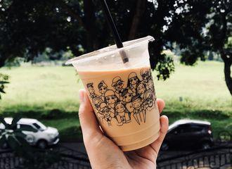 6 Es Kopi Susu di Tangerang Penyegar di Cuaca Panas