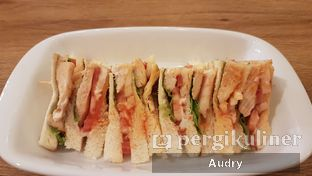 Foto 1 - Makanan(chicken sandwich) di Bruins Coffee oleh Audry Arifin @thehungrydentist