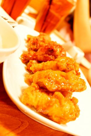 Foto 1 - Makanan di Kyochon oleh perutkarets