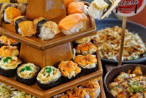 Foto Jikasei Sushi