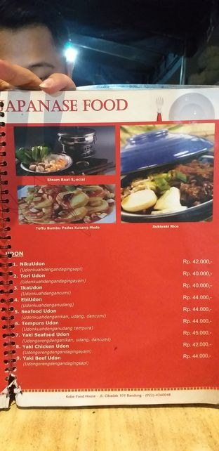 Foto review Kobe Japanese Food oleh Shabira Alfath 9