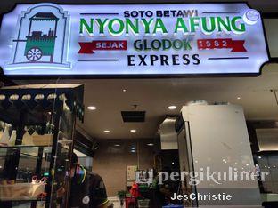 Foto 2 - Eksterior di Soto Betawi Nyonya Afung Express oleh JC Wen