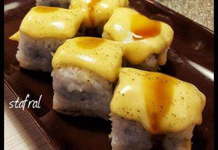 Foto 2 - Makanan(Sushi) di Washoku Sato oleh Stanzazone