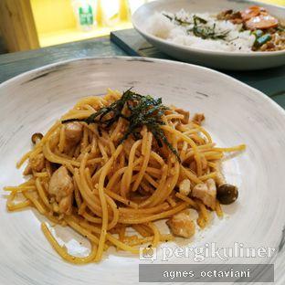 Foto 1 - Makanan(Wafu Pasta) di Kohicha Cafe oleh Agnes Octaviani