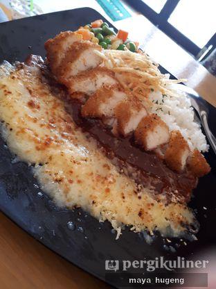 Foto 6 - Makanan(Nasi katsumoka) di Soto Asaka oleh maya hugeng