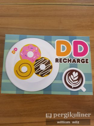Foto 1 - Interior di Dunkin' Donuts oleh William Wilz