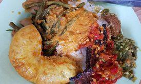 Nasi Kapau Bukit Tinggi