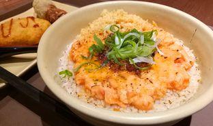 Foto 1 - Makanan(Aburi Salmon Don) di Donburi Ichiya oleh maysfood journal.blogspot.com Maygreen