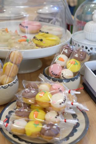 Foto 1 - Makanan di MyBunBun Rabbit Cafe oleh Novi Ps