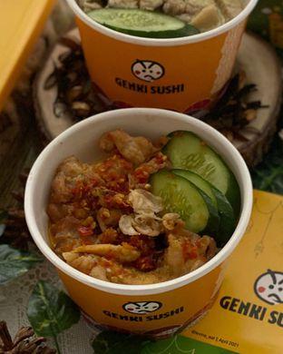 Foto review Genki Sushi oleh Levina JV (IG : @levina_eat & @levinajv) 1