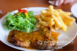 Foto 3 - Makanan(Tenderloin with Chili Coriander Sauce) di Legend of Steak by Meaters oleh Irene Stefannie @_irenefanderland