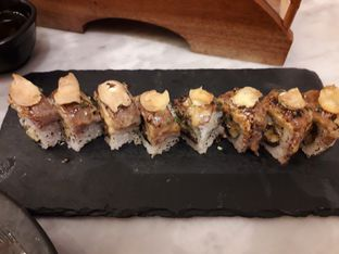 Foto 1 - Makanan di Kintaro Sushi oleh inri cross