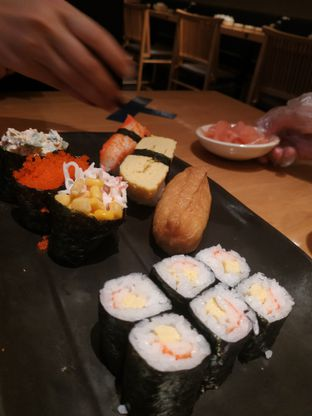 Foto 5 - Makanan di Sushi Tei oleh itsmeu