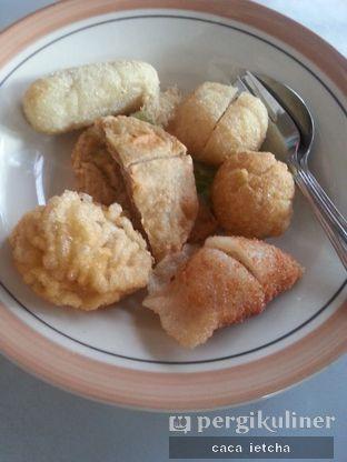 Foto 4 - Makanan(lenjer, adaan, keriting dan kawan-kawan versi goreng) di Pempek Palembang Pondok Ungu oleh Marisa @marisa_stephanie