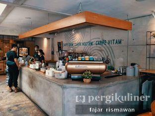Foto 3 - Interior di Marka Coffee Kitchen oleh Fajar | @tuanngopi