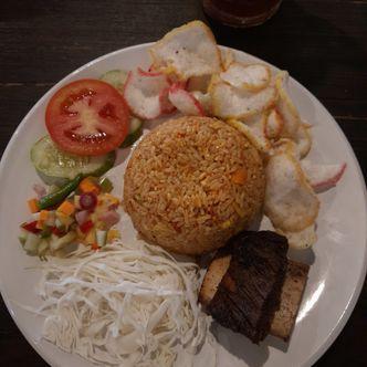 Foto Makanan di Tekko