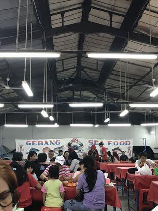Foto review Gebang 49 Seafood oleh Kristaria Vidyanti 1