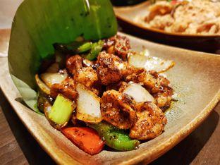 Foto 2 - Makanan(Blackpepper squid malioboro) di Seribu Rasa oleh foodstory_byme (IG: foodstory_byme)