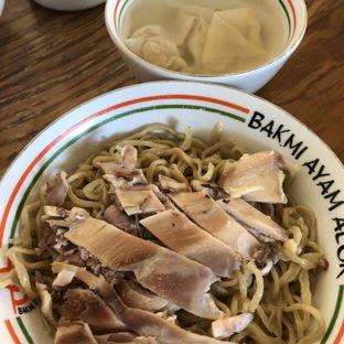 Foto 1 - Makanan di Bakmi Ayam Alok oleh @Perutmelars Andri
