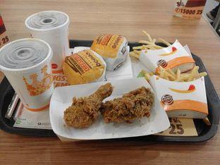 Foto - Makanan di Burger King oleh Atikah Nurul Hidayah