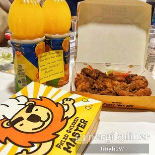 Foto - Makanan di Fried Chicken Master oleh Tiny HSW. IG : @tinyfoodjournal