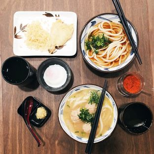 Foto review Marugame Udon oleh m3chellee 1