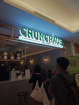 Foto review Crunchaus Salads oleh Joshua Michael 1