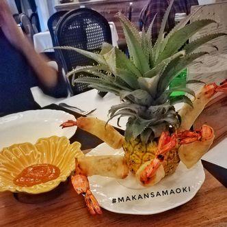 Foto Makanan di Bunga Rampai