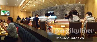 Foto review Nama Sushi by Sushi Masa oleh Monica Sales 1