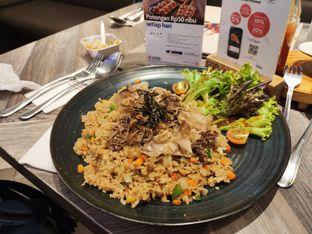 Foto 2 - Makanan(Beef Yakimeshi) di Zenbu oleh JIO