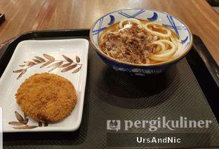 Foto 2 - Makanan di Marugame Udon oleh UrsAndNic