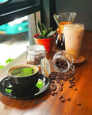 Foto - Makanan di Lock On Coffee oleh Makankalap