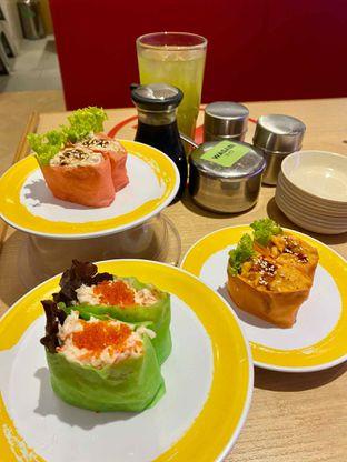 Foto 4 - Makanan di Genki Sushi oleh Cheristine Wohangara