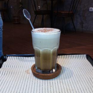 Foto 1 - Makanan di Moonbucks Coffee oleh Chris Chan