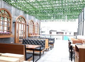 5 Rooftop Cafe di Bandung untuk Rekomendasi Hangout Akhir Pekan