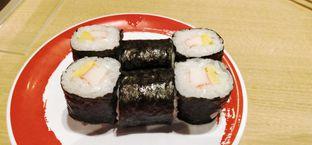 Foto 2 - Makanan di Genki Sushi oleh Pinasthi K. Widhi